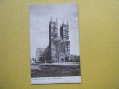 L'Abbaye De Westminster.