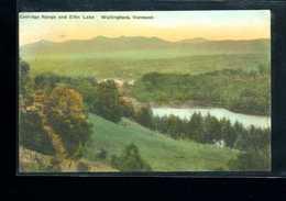 Coolidge Range And Elfin Lake  Wallingford  Vermont 1927 - Etats-Unis