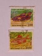 SRI LANKA  1990   LOT# 31  FISH - Sri Lanka (Ceylan) (1948-...)