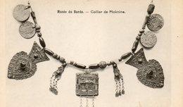CPA Musée Du Bzardo. Collier De Moknine. Art Tunisien. - Túnez