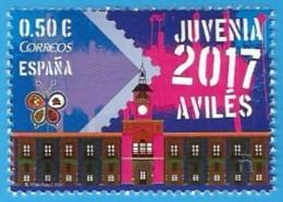 España. Spain. 2017. Juvenia 2017. Avilés