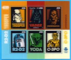 España. Spain. 2017. Cine. Star Wars. Darth Vader