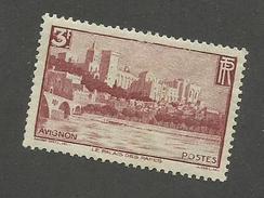 FRANCE - N°YT 391 NEUF* AVEC CHARNIERE - COTE YT : 15€ - 1938