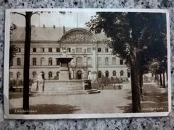 Allemagne Zweibrücken Justizgebäude Feldpost 1942 - Zweibruecken