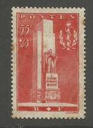 FRANCE - N°YT 391 NEUF* AVEC CHARNIERE - COTE YT : 13€ - 1938