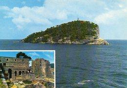 PORTOVENERE - L'Isola Del Tino (Ruderi Dell'Abbazia Di S. Venerio) - Italien