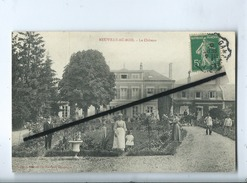 CPA  - Neuville Au Bois - Le Château - Autres Communes