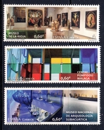 SPAIN ESPAGNE 2017 Museums: Cartagena - Malaga - La Rioja