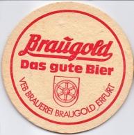 #D144-129 Viltje Braugold Erfurt - Sous-bocks