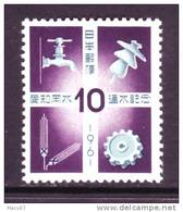Japan 731     *    AGRICULTURE - 1926-89 Emperor Hirohito (Showa Era)
