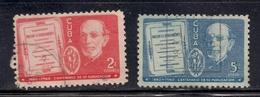 Cuba 1940 SC# 364-365 - Cuba