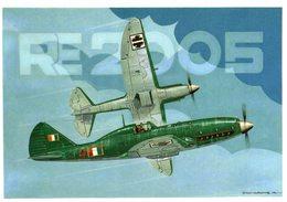 CAPRONI REGGIANE RE-2005 - Dis. Aldo Brovarone - 10x15 Cm.  (Vedi 2 Foto) - 1939-1945: 2ème Guerre