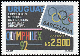 Uruguay 1403 ** MNH. 1992 - Uruguay