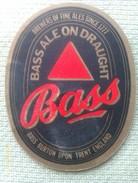Posavasos Cerveza Bass. Reino Unido. Años ´90 - Sous-bocks