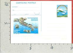 ITALIA REPUBBLICA CARTOLINA POSTALE MNH - 1998 - Giornata Della Filatelia - £ 800 - C238 - 6. 1946-.. Repubblica