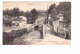 81 Labastide Rouairoux Vue Du Pont Cpa Edit Labouche - Autres Communes