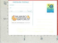 ITALIA REPUBBLICA CARTOLINA POSTALE MNH - 1997 - Expofil 1997 - £ 750 - C233 - 6. 1946-.. Repubblica