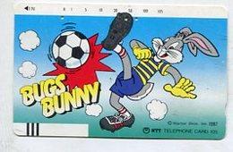 TK16928 JAPAN - 230-078 Bugs Bunny & Football - Comics