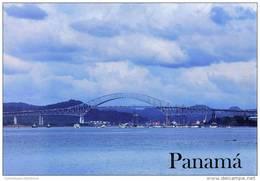 Lote PEP916, Panama, Postal, Postcard, Puente De Las Americas, America´s Bridge - Panamá