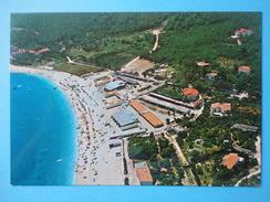 Portonovo - Ancona - Veduta Aerea Spiaggia Di Santa Maria Dei Pescatori - Riviera Del Conero - Ancona