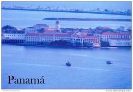 Lote PEP912, Panama, Postal, Postcard, Casco Viejo De La Ciudad De Panama, Old City Quarters - Panamá