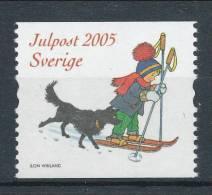 Sweden 2005 Facit #  2518. Christmas Post - Domestic Mail, MNH (**) - Nuovi