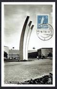 Luftbrücken Denkmal  MiNr 145  Echte Foto - [5] Berlijn