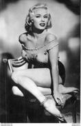 Mamie Van Doren Print Yugoslavia - Cinema