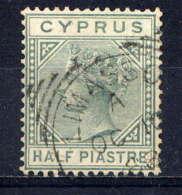 CHYPRE - 16° - VICTORIA - Chypre (...-1960)