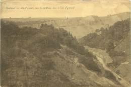 POULSEUR - Mont Leval, Vue Du Château Des 4 Fils Aymond - Comblain-au-Pont