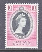 PAHANG  71  *  Q E II  CORONATION  1953 - Pahang