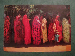 Femmes Sakalaves En Lambas - Réunion