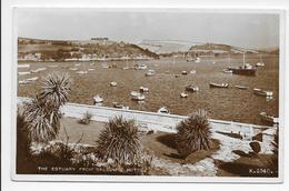 The Estuary From Salcombe Hotel - England