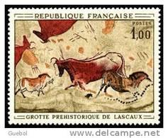France N° 1555 ** Grotte Préhistorique De Lascaux à Montignac (Dordogne)