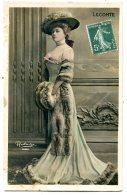 REUTLINGER - Marie LECONTE (Anne-Marie Lacombe) 1874-1947 - Comédienne - Comédie-Française En 1897 - Théâtre