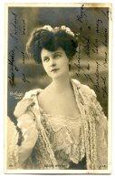 REUTLINGER - Edith WHITNEY - En France, S'est Produite Au Moulin Rouge - Artistes