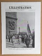L'Illustration. Nº 4246. 19 Juillet 1924 - Boeken, Tijdschriften, Stripverhalen