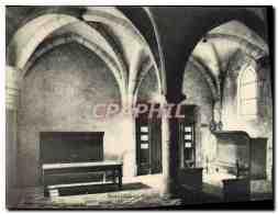 CPA Neauphle Le Vieux Crypte De L&#39abbaye - Neauphle Le Chateau