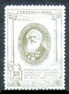 PERÚ-Yv. 390-N S Goma -PER-9236 - Pérou