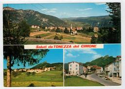 SALUTI  DA  TONEZZA  DEL  CIMONE  (VI)   (VIAGGIATA) - Italia