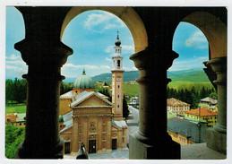 ASIAGO   (VI)     IL  DUOMO        (VIAGGIATA) - Altre Città