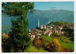 ENEGO   (VI)   PANORAMA      (VIAGGIATA) - Italia