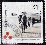 2016. AUSTRALIAN DECIMAL. A Century Of Service. $1. Opposition And Withdrawl. P&S. FU.
