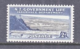 NEW ZEALAND  OY 31  *  CAPE  PALLISER  LIGHTHOUSE - Leuchttürme