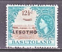 "BASUTOLAND "" LESOTO"" 11  ** - Basutoland (1933-1966)"