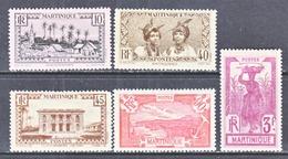 MARTINIQUE  138 +  * - Martinique (1886-1947)