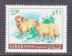 LIBAN  455  **  FAUNA  SHEEP - Lebanon