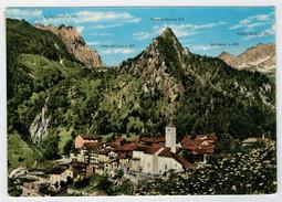 RIMA  VALSESIA  (VC)     PANORAMA     (VIAGGIATA) - Italia