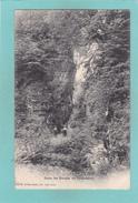 Old Postcard Of Les Gorges Du Chauderon,Montreux,Switzerland,Posted,Y23. - Switzerland