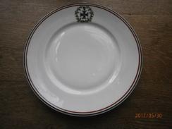 Assiette Patriotique Allemande Ww1 - 1914-18